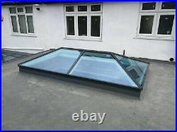 Used roof lantern skylight 3240x1720mm
