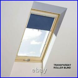 VELUX CK02 Pine Centre Pivot Roof Window Loft Skylight 55cm x 78cm Velux