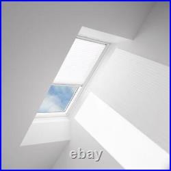 VELUX Manual Skylight Blinds Light Filtering Roof Window Adjust Glare White