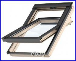 VELUX Pine Centre Pivot Roof Window Loft Skylight Rooflight GENUINE VELUX