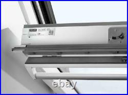 Velux CK02 White Window Center Roof Pivot Loft Skylight 580mm x 780mm