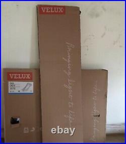 Velux Skylight Roof Window GGL UK04 & Flashing Kit EDW UK04