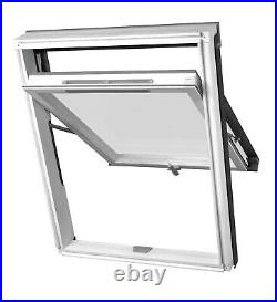YARDLITE Fire Escape Roof Window Vented Skylight + Flashing & Blinds